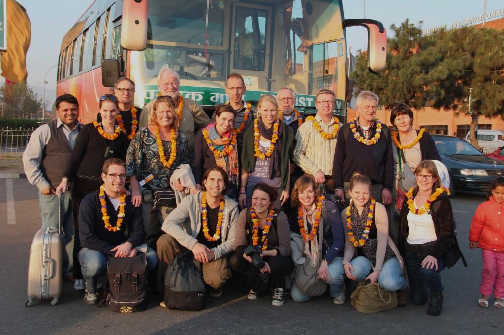 groep voorjaar 2012